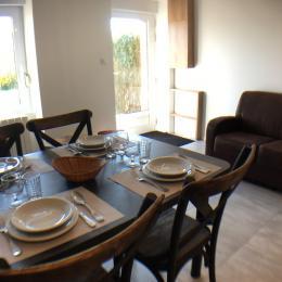 Résidence de la Carquois Fréhel gîte n°6 séjour - Location de vacances - Fréhel
