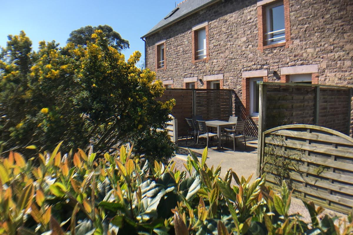 Résidence de la Carquois Fréhel gîte n°12 terrasse - Location de vacances - Fréhel
