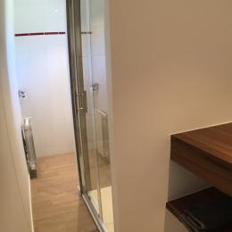 Résidence de la Carquois Fréhel gîte n° 12 salle de bains 1er étage - Location de vacances - Fréhel