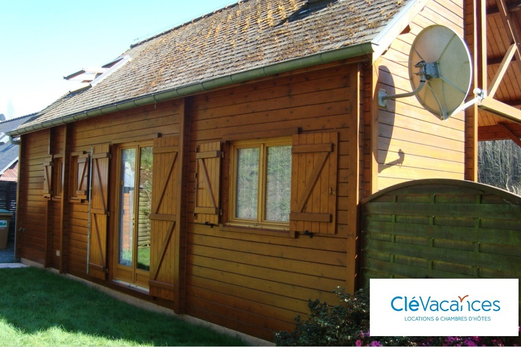 Chalet, baie de st brieuc, extérieur - Location de vacances - Plérin