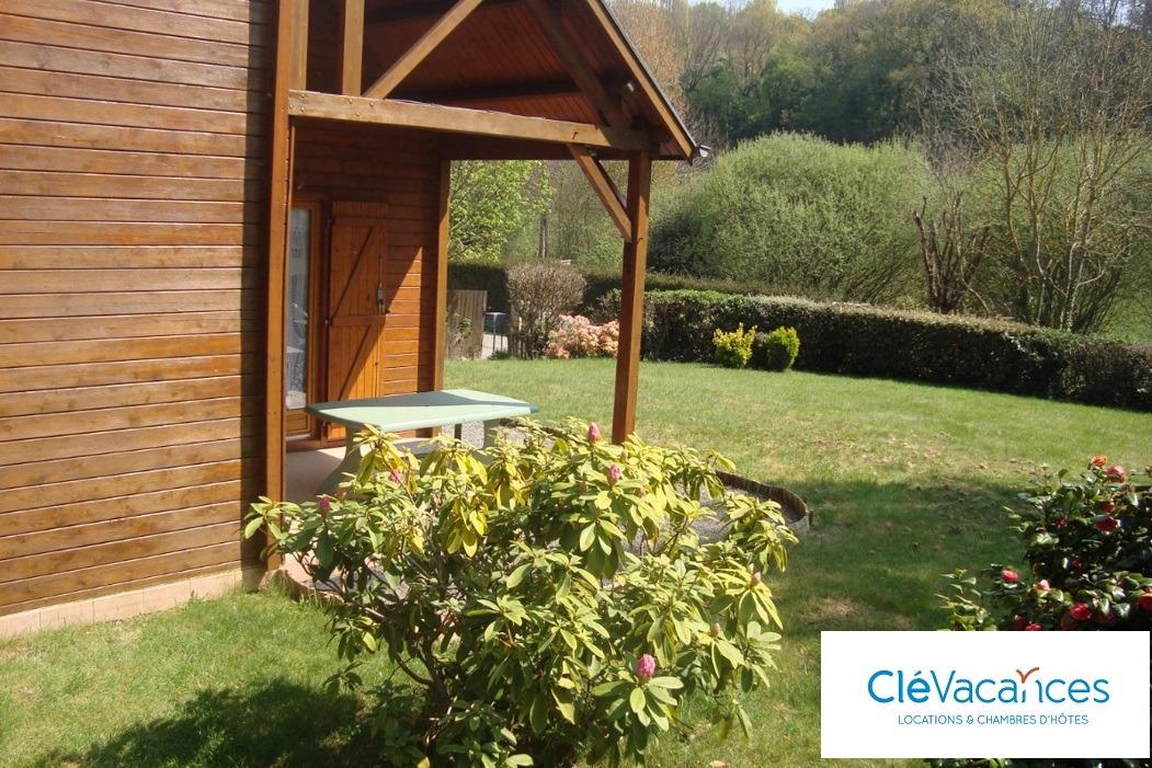 Chalet, baie de st brieuc, jardin - Location de vacances - Plérin