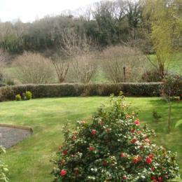 petite partie du jardin - Location de vacances - Plérin