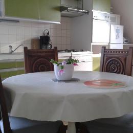 l'espace cuisine - Location de vacances - Lannion