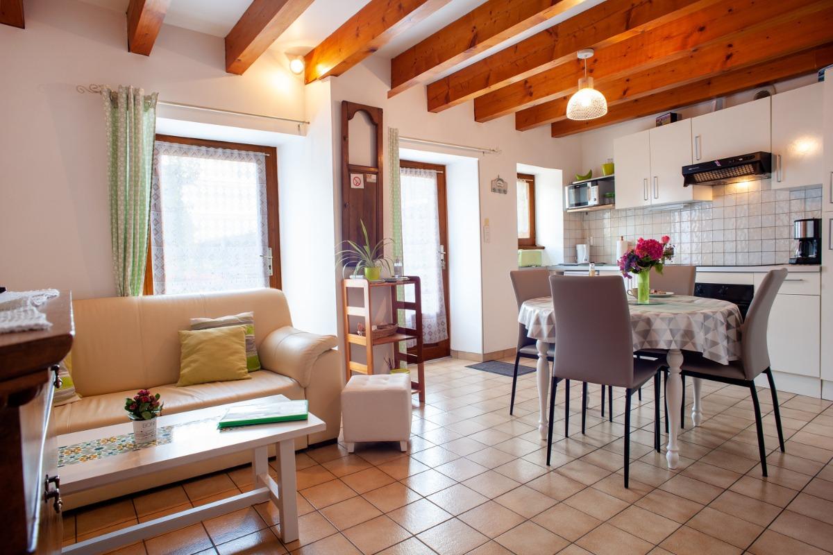 le coin cuisine - Location de vacances - Ploubazlanec