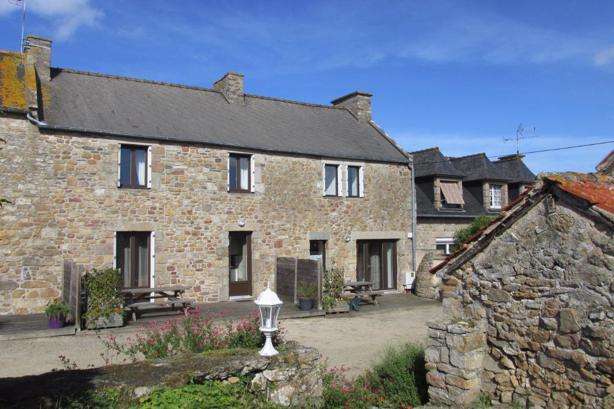 Locations Les Veaux - Location de vacances - Trégon