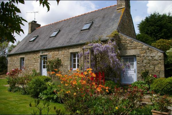 Maison bretonne - Location de vacances - Ploumilliau