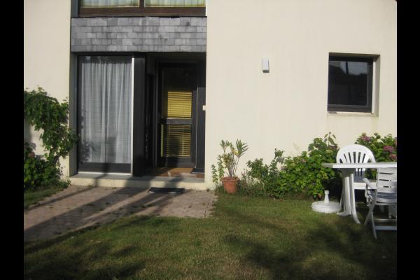 l'entrée sur le jardin - Location de vacances - Trégastel