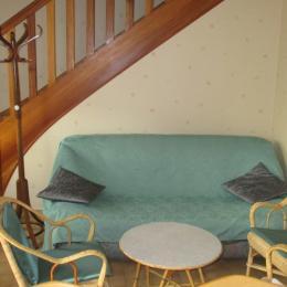 Espace salon - Location de vacances - Ploubazlanec