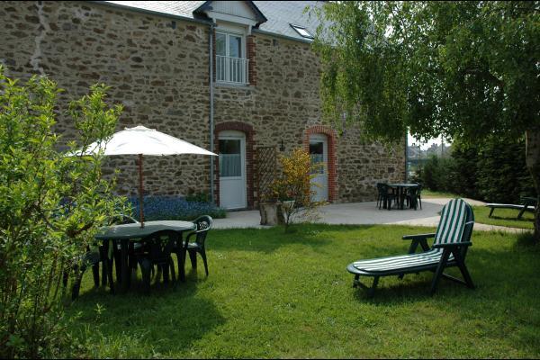 BLONDEAU - Location - Ploubalay - Jardin 01 - Location de vacances - Ploubalay