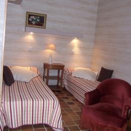 Lits en alcôve - Location de vacances - Dinan