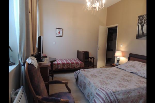 BELLEC - Chambre d'hôtes - Chez la Voisine -  Paimpol - Chambre 01 - Chambre d'hôtes - Paimpol