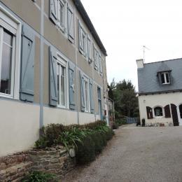 BELLEC - Chambre d'hôtes - Chez la Voisine -  Paimpol - Extérieur 01 - Chambre d'hôtes - Paimpol