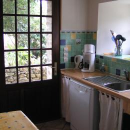 cuisine - Location de vacances - Trédarzec