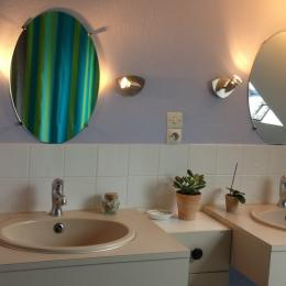 Chambre verte - Chambre d'hôtes - Plourivo