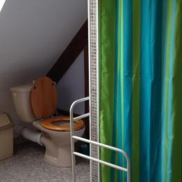 Chambre jaune - Chambre d'hôtes - Plourivo