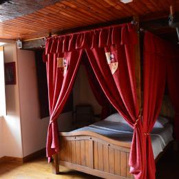 Chambre Duchesse Anne - Chambre d'hôte - Lamballe