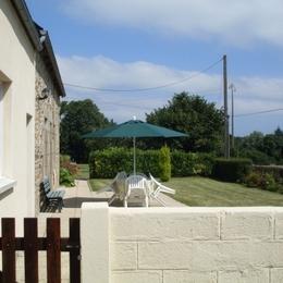 chambre   r d c - Location de vacances - Pléguien