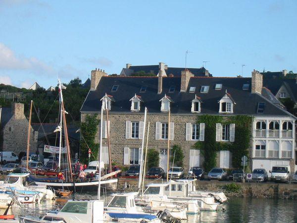 L'immeuble Ty Braz dans lequel est situé l'appartement - Location de vacances - Pléneuf-Val-André