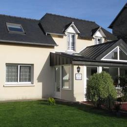 LECORVAISIER - Location - Saint-Cast-le-Guildo - Extérieur - Location de vacances - Saint-Cast-le-Guildo