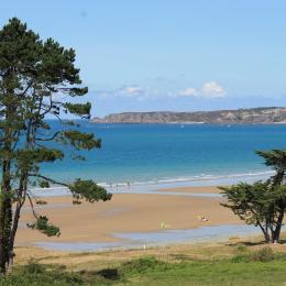 plage à 800 m / baignade / char à voile / kitesurf / pêche  - Location de vacances - Erquy