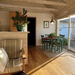 Chambre double (lit 160 x 200 cm) - Location de vacances - Paimpol
