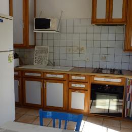 Chambre lit double et lits superposés - Location de vacances - Plévenon