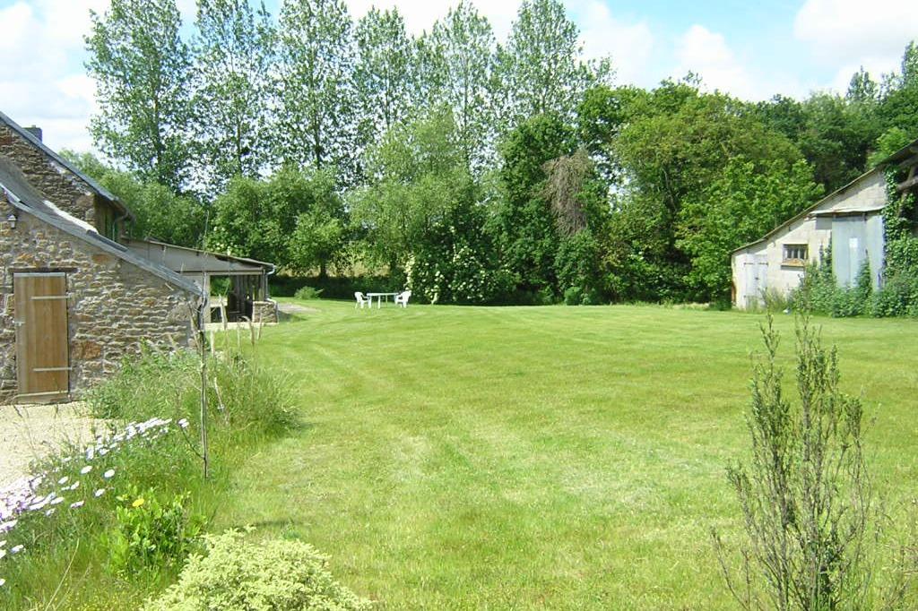 Une des 4 chambres - Location de vacances - Pluduno