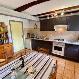 Une des 2 salles d'eau/bain - Location de vacances - Pluduno