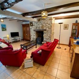 Chambre principale - Location de vacances - Pluduno