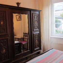 Chambre d'appoint tout confort indépendante au cœur du hameau Le Chatelier sur La Vicomté-Sur-Rance - Chambre d'hôtes - La Vicomté-sur-Rance