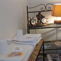 Chambre d'appoint et meublé typique breton - Chambre d'hôte La Vicomté-Sur-Rance - Chambre d'hôtes - La Vicomté-sur-Rance