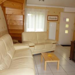 salon - Location de vacances - Paimpol