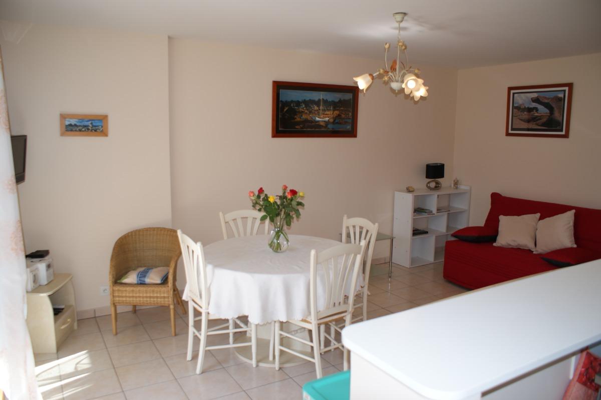 salle/salon - Location de vacances - Trébeurden