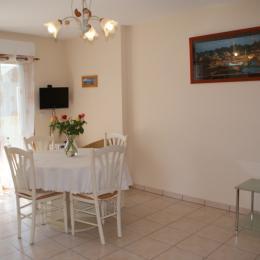 salle - Location de vacances - Trébeurden