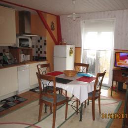 cuisine - Location de vacances - Saint-Cast-le-Guildo
