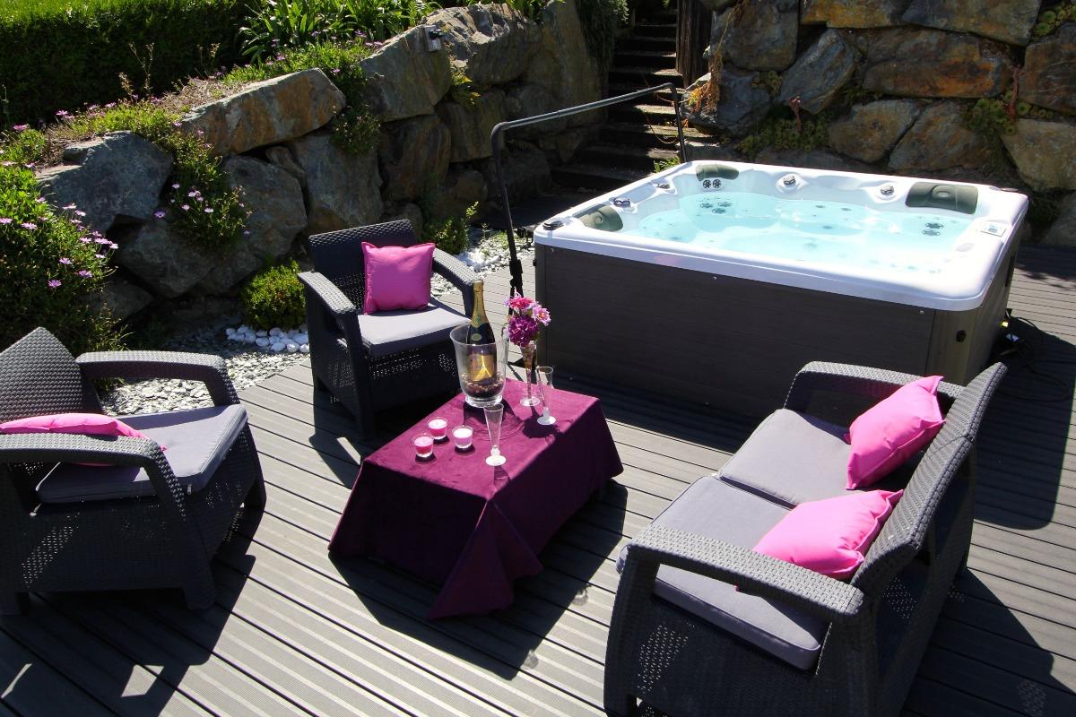Espace de détente et de loisirs  - Location de vacances - Ploubazlanec