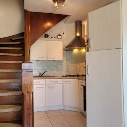 Location, Loguivy-de-la-mer, le séjour - salon - Location de vacances - Ploubazlanec