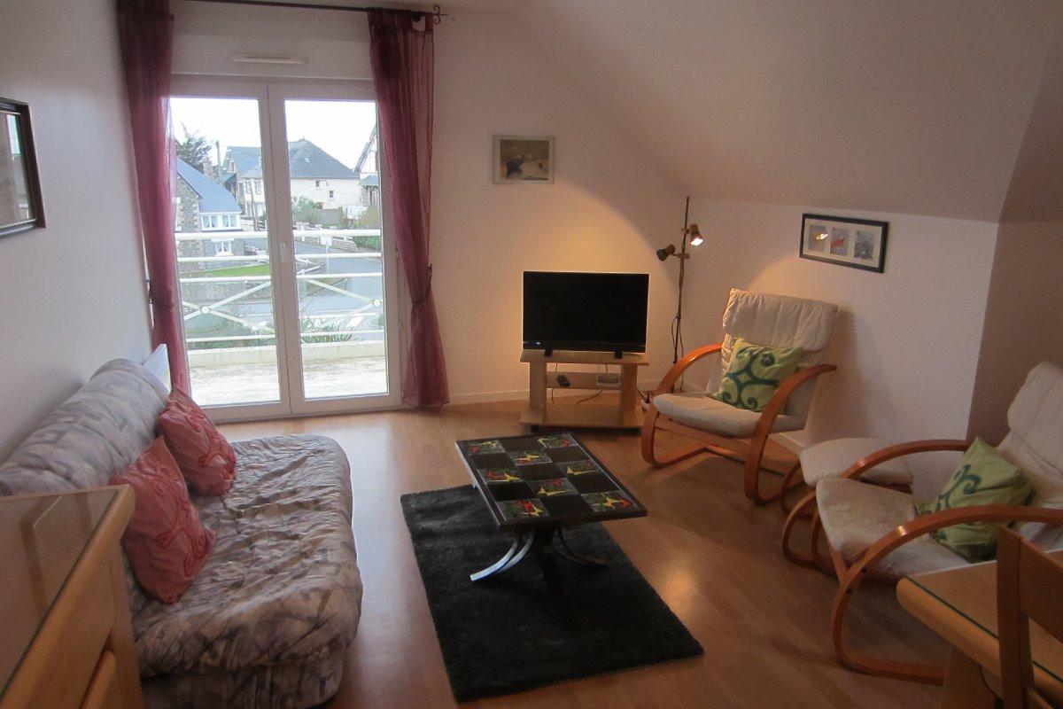 Séjour - Location de vacances - Pléneuf-Val-André