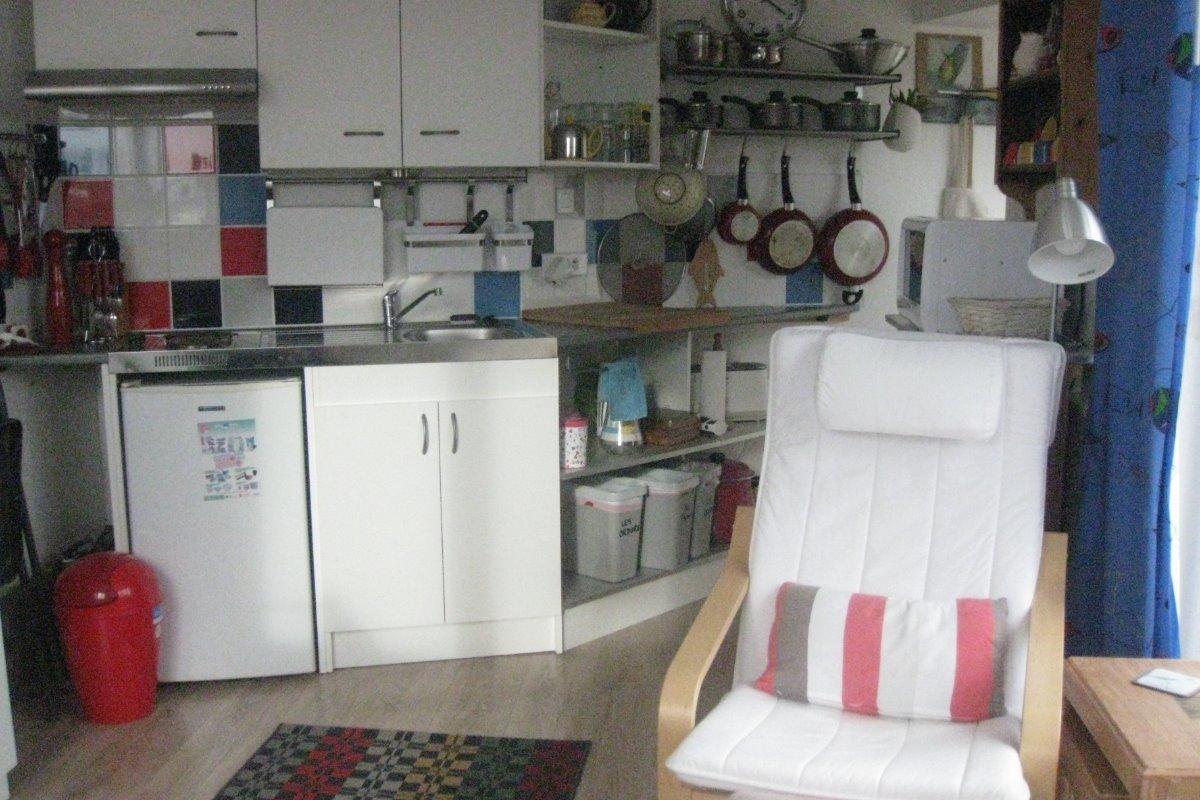 Cuisine/Kitchen - Chambre d'hôtes - Ploubazlanec