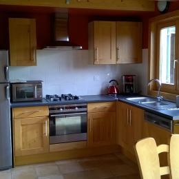 La salle de bain - Location de vacances - Ploubazlanec