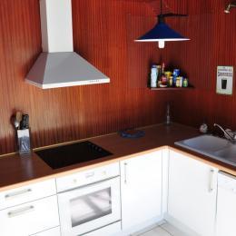 cuisine - Location de vacances - Erquy