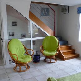 salon - Location de vacances - Erquy