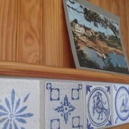 La chambre indépendante de l'étage - Location de vacances - Ploubazlanec