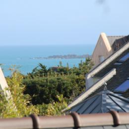 Légère vue sur mer. - Location de vacances - Saint-Quay-Portrieux