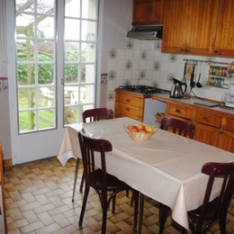 Cuisine - Location de vacances - Minihy-Tréguier