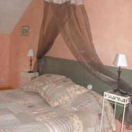 Chambre coquelicot - Location de vacances - Fréhel
