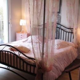 Villa des Hortensias, Chambre Pivoine - Chambre d'hôte - Paimpol