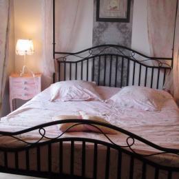 Villa des Hortensias, Chambre Pivoine - Chambre d'hôtes - Paimpol