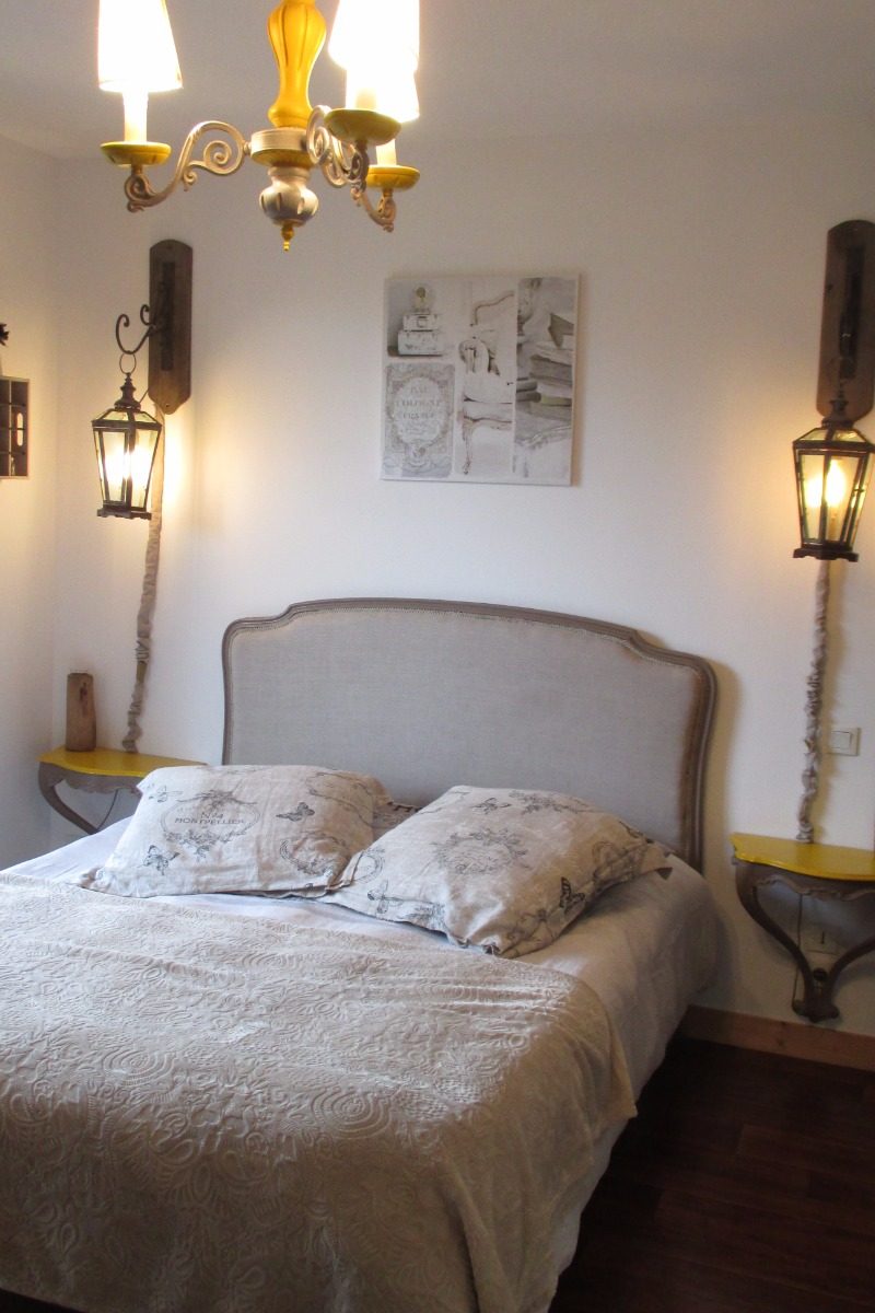 Villa des Hortensias, Chambre Lin et Safran - Chambre d'hôtes - Paimpol