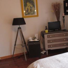 Villa des Hortensias, Chambre Lin et Safran - Chambre d'hôte - Paimpol